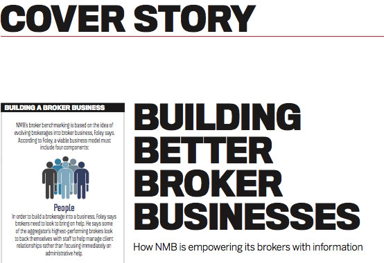Australian Broker, Jan 2016: How NMB Is Empowering Its Brokers With Information